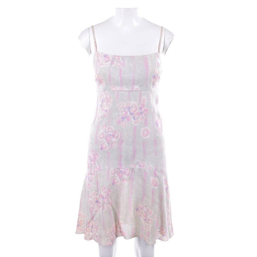 Kleid von Chanel in Mehrfarbig Gr. 34 FR 36