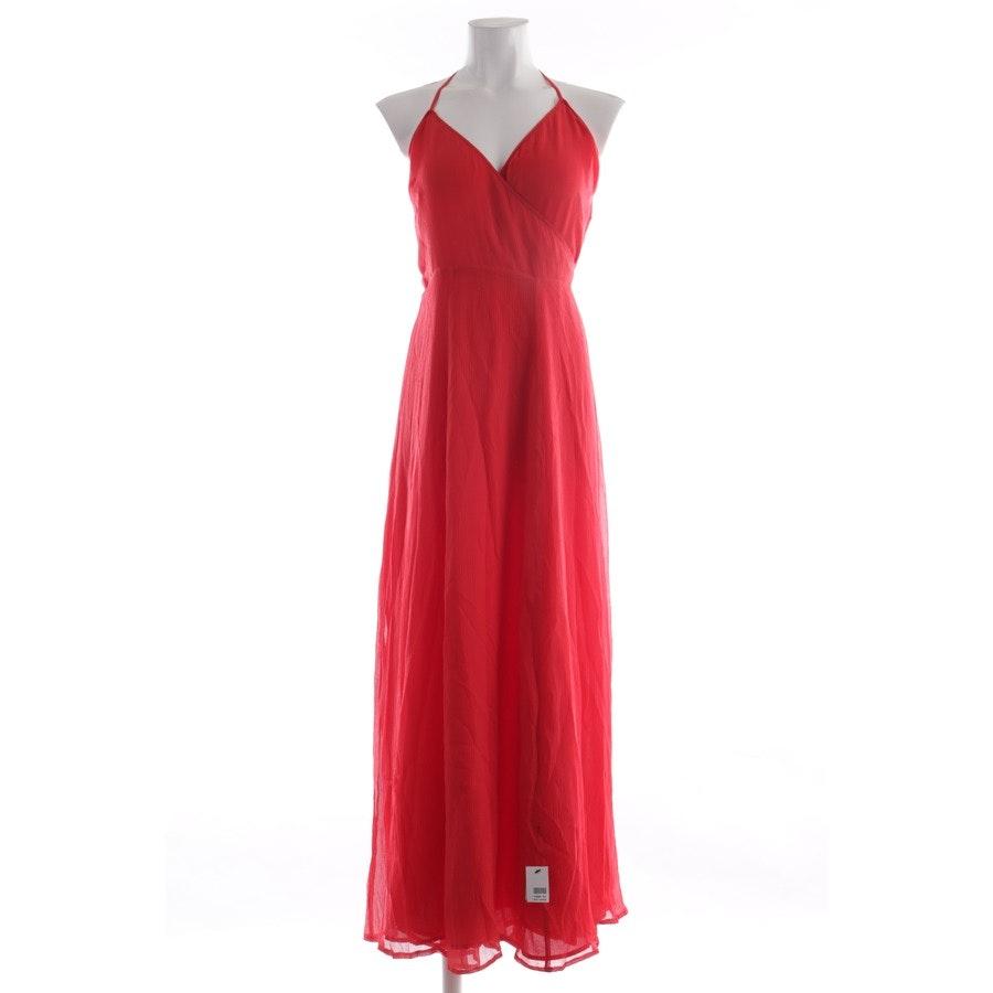 Seidenkleid von Frame in Rot Gr. M