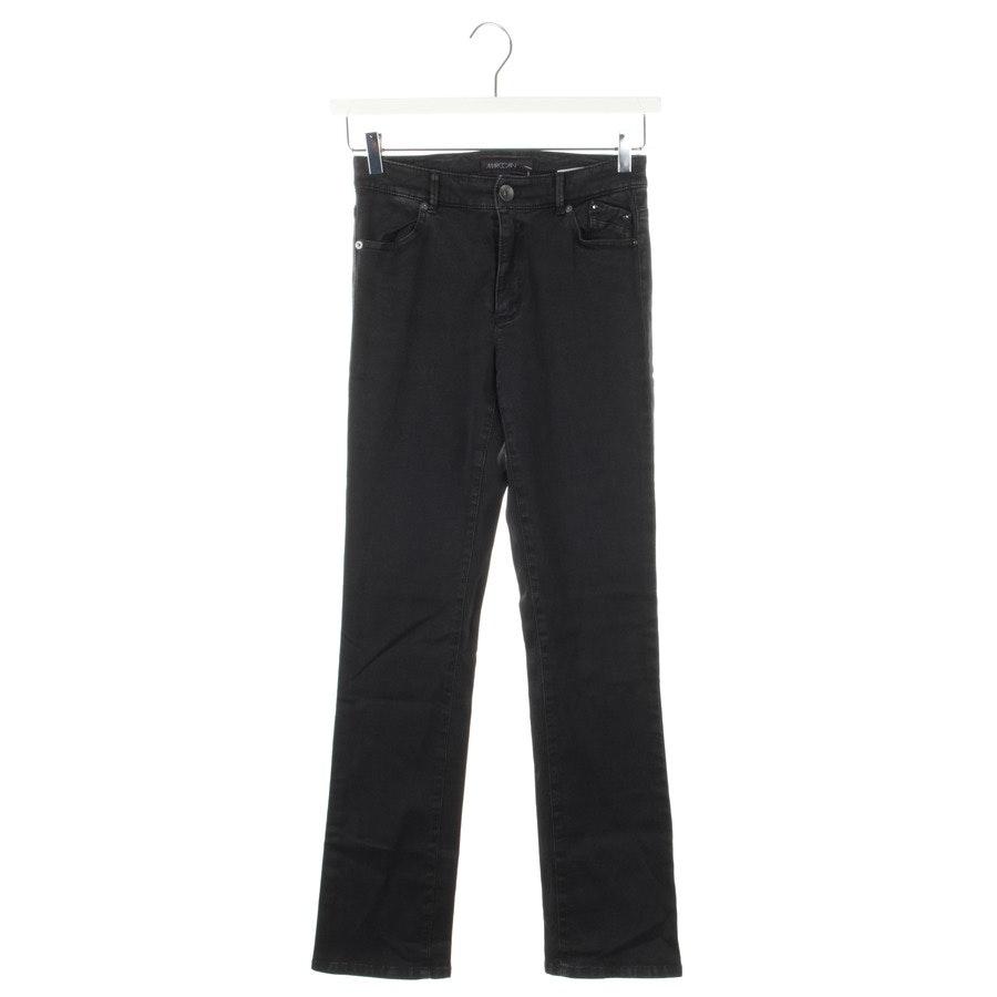 Jeans von Marc Cain in Schwarz Gr. 34 N1