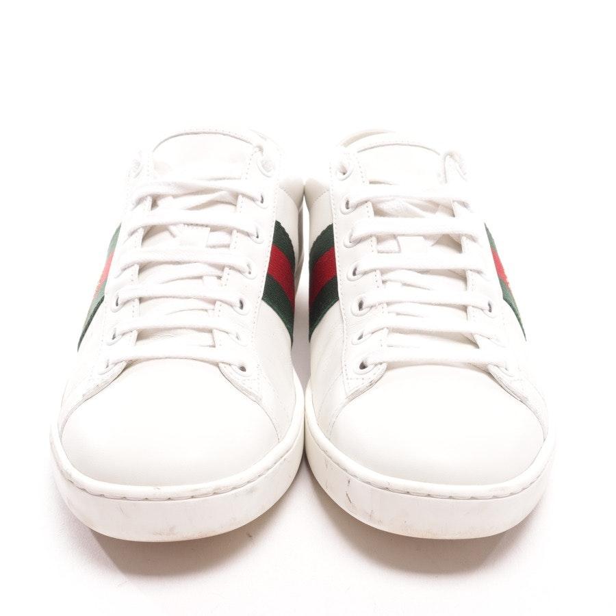 Sneaker von Gucci in Weiß und Mehrfarbig Gr. EUR 38