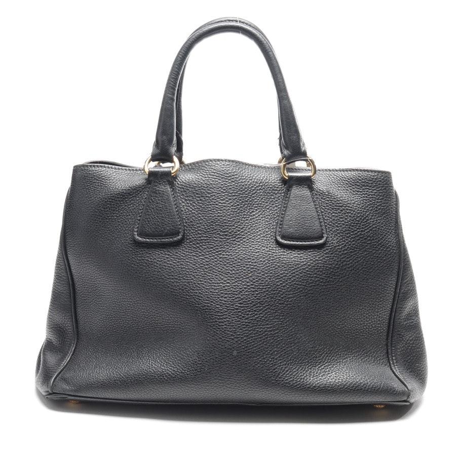Handtasche von Prada in Schwarz und Gold