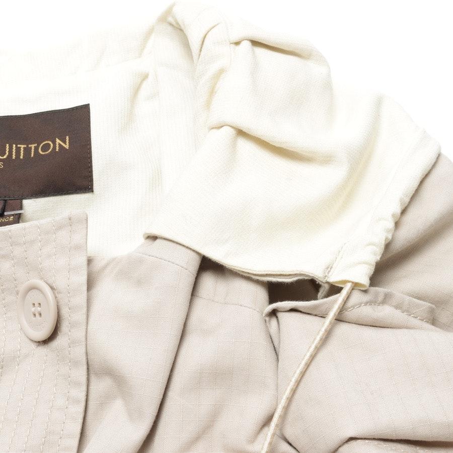Sommerjacke von Louis Vuitton in Beige Gr. 36 FR 38