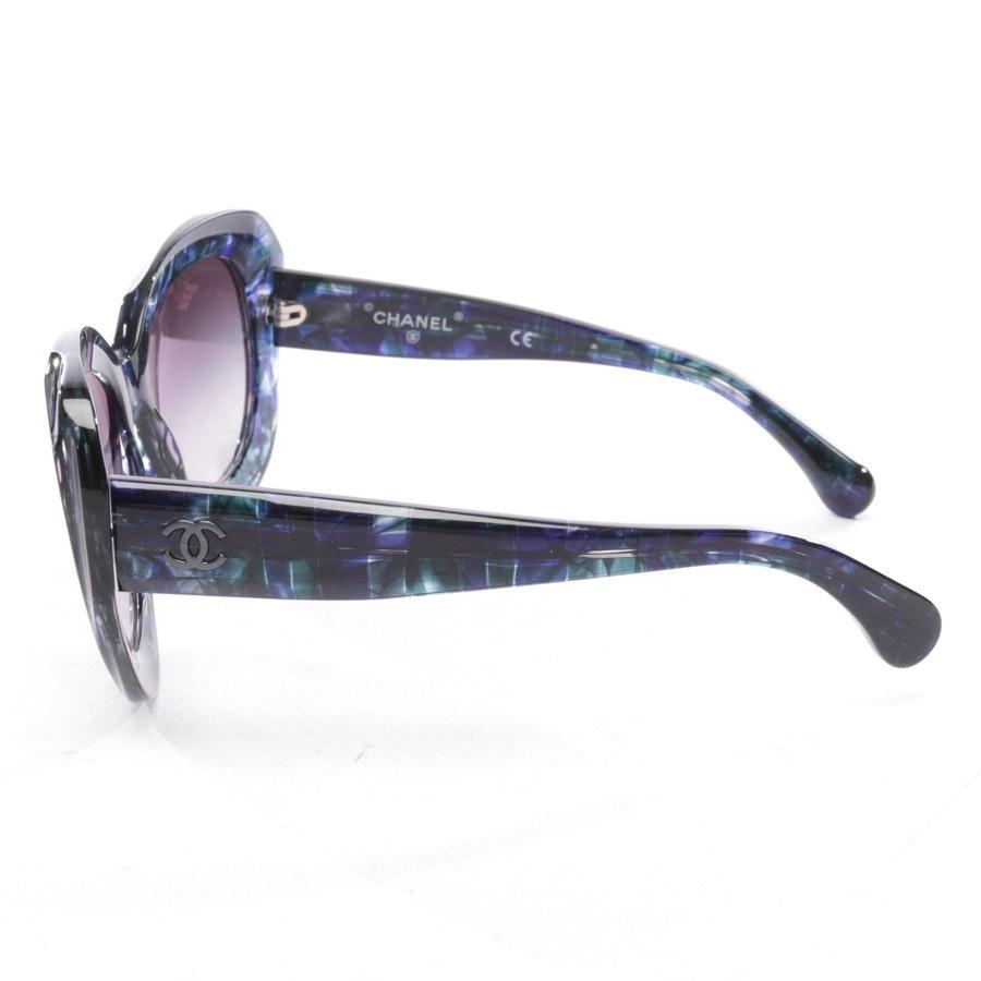 Sonnenbrille von Chanel in Mitternachtsblau BC7400165