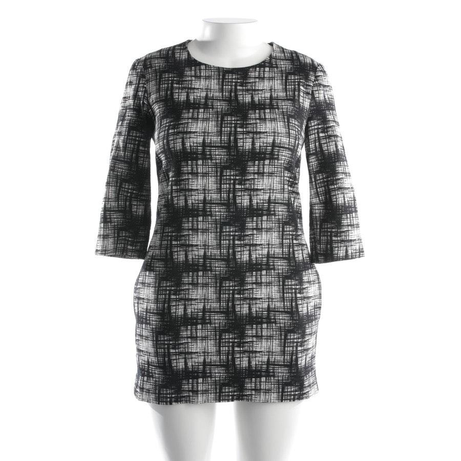 Kleid von Max & Co. in Offwhite und Schwarz Gr. 40