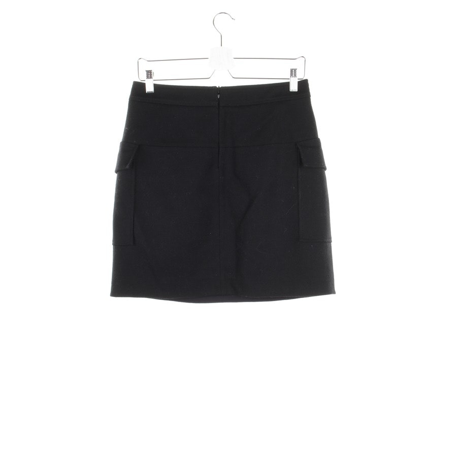 skirt from Brunello Cucinelli in black size 34