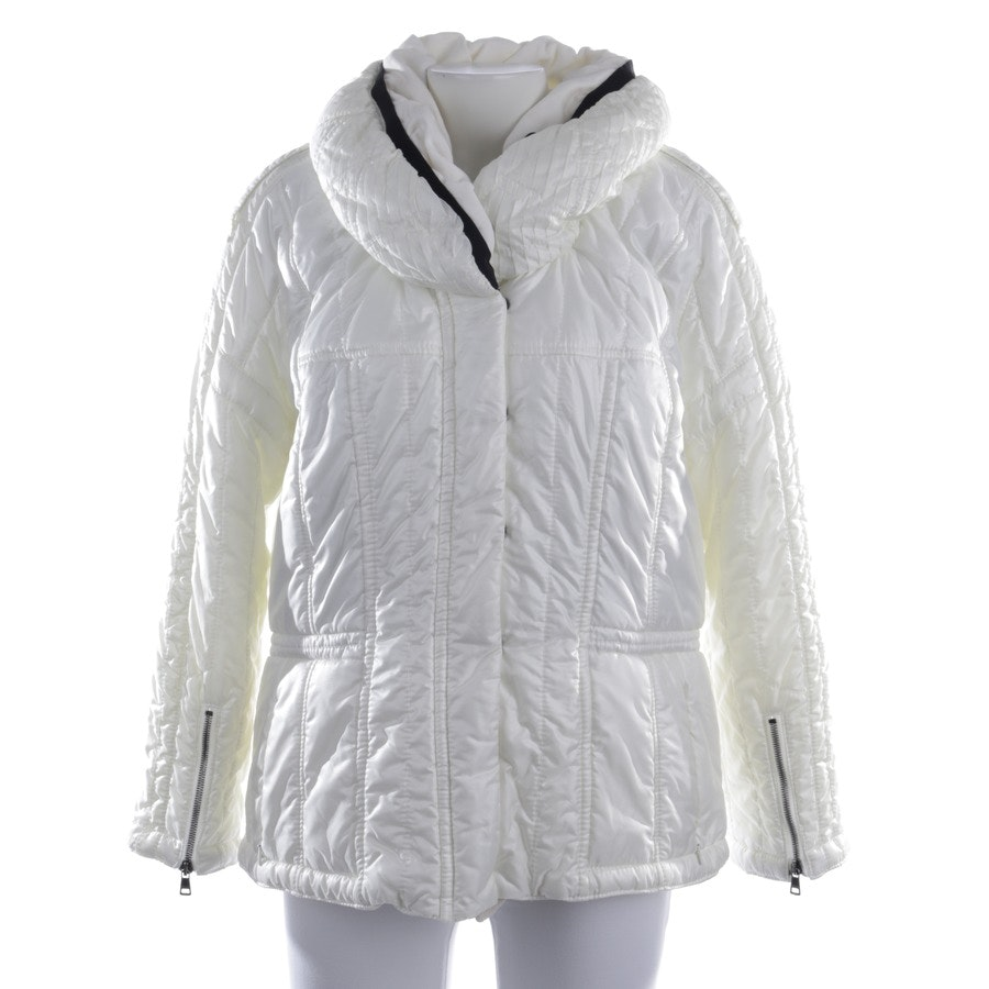 winter coat from Marc Cain Sports in offwhite size 40 N 4