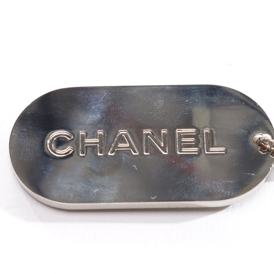 jewellery from Chanel in Silver and Turquoise
