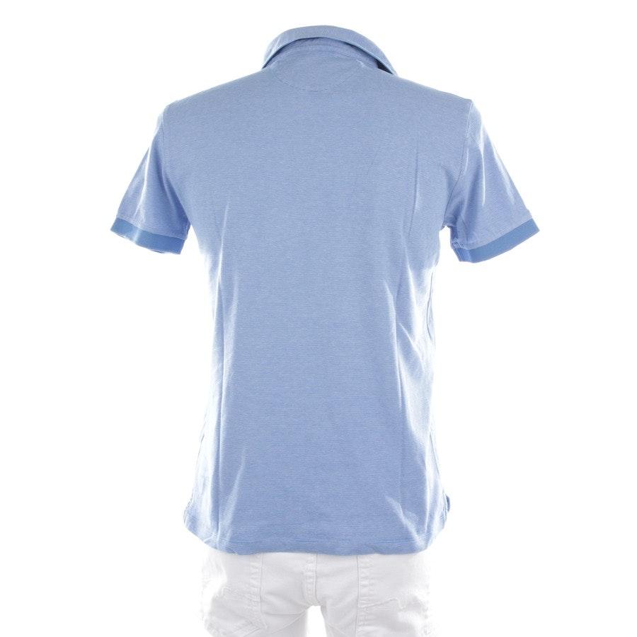 Poloshirt von Hackett London in Hellblau Gr. M