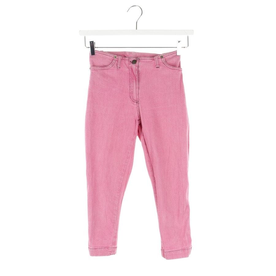 Jeans von Plein Sud in Pink Gr. 34 FR 36