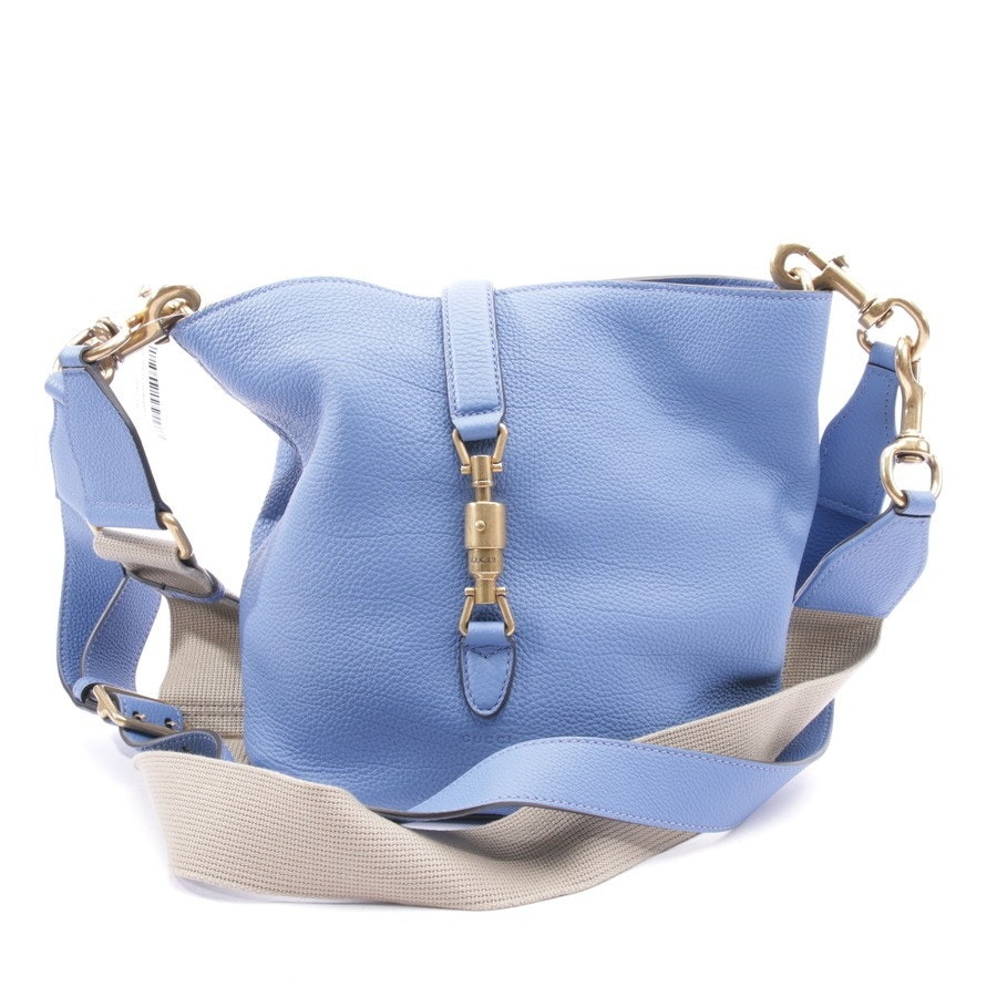 shoulder bag from Gucci in sky blue