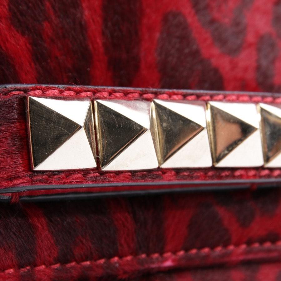 Abendtasche von Valentino in Rot - Vavavoom