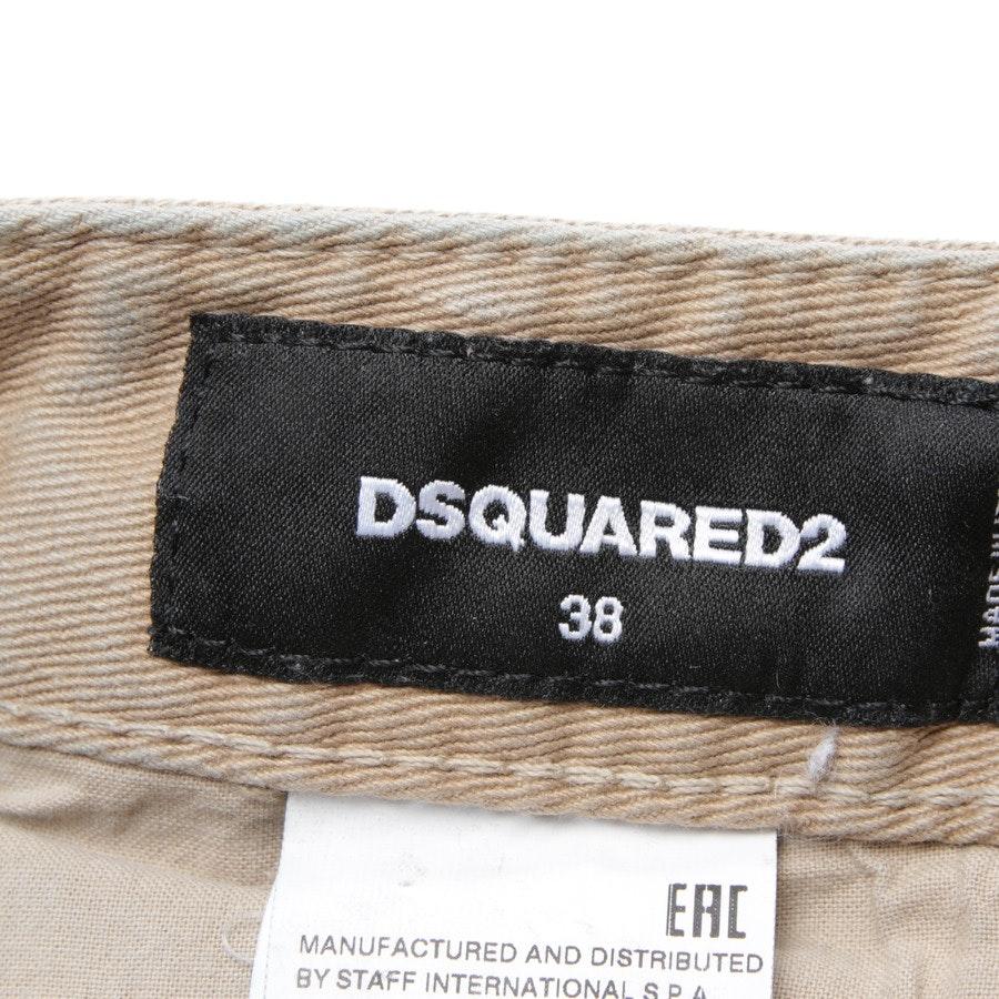 Jeans von Dsquared in Camel Gr. 32 IT 38
