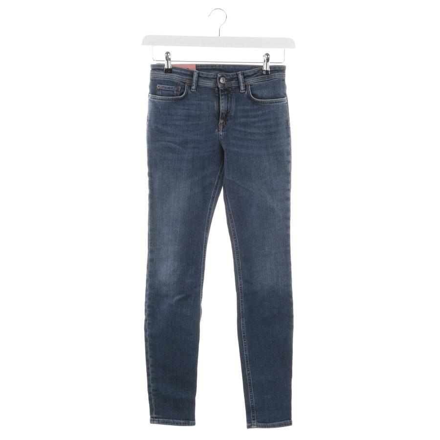 Jeans von Acne Studios in Blau Gr. W25