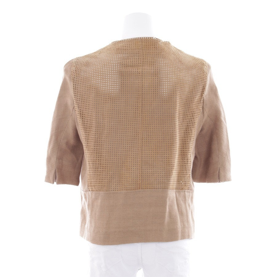 jacket from Henry Cotton's in camel size DE 38 IT 44