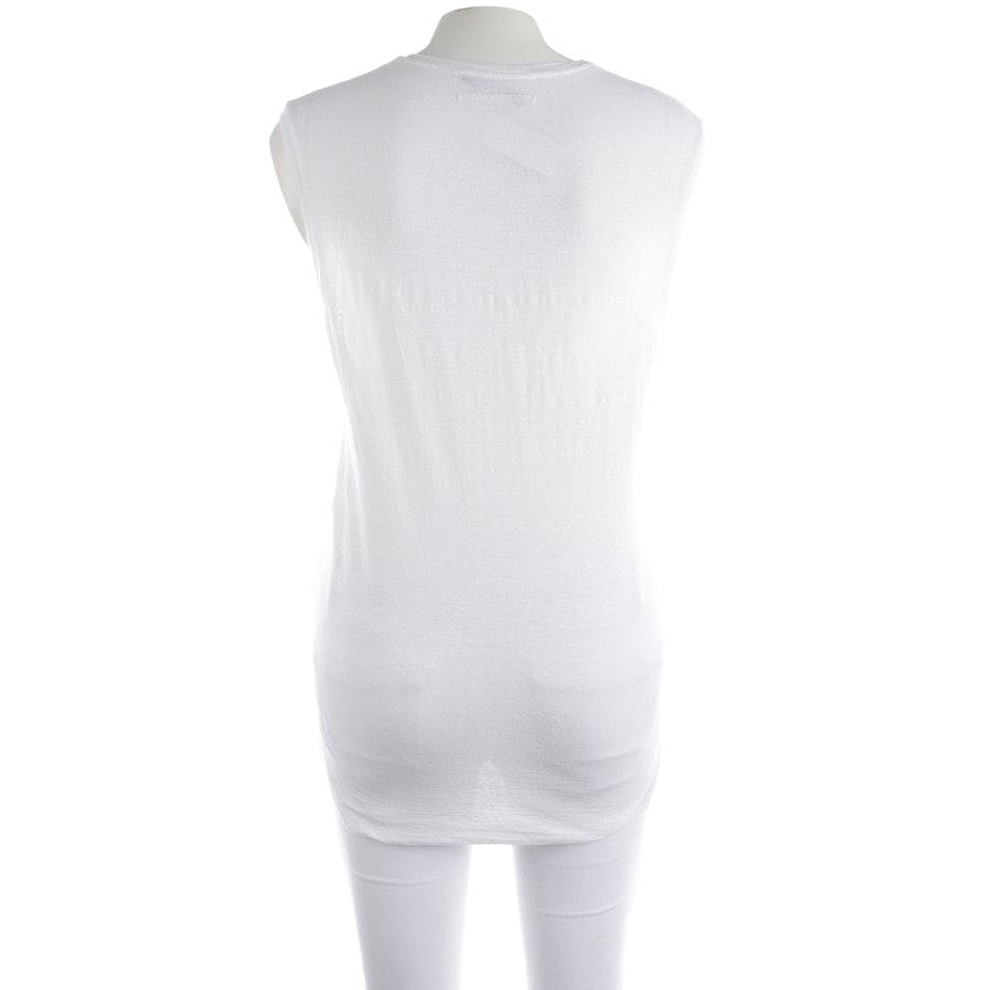 Shirt von Zegna in Weiß Gr. M