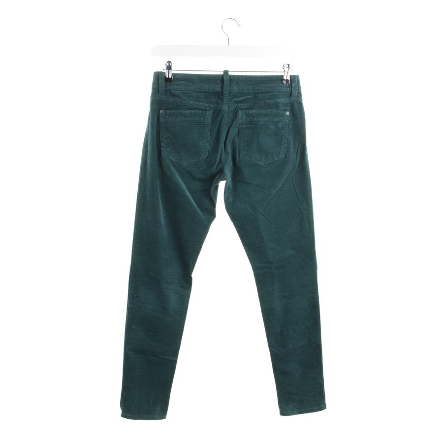trousers from Marc O'Polo in green size W24 - skara slim