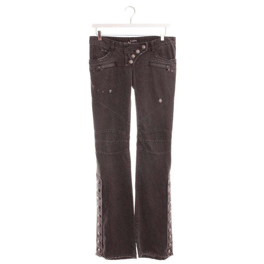 jeans from Balmain in grey size DE 38 FR 40 - new label!