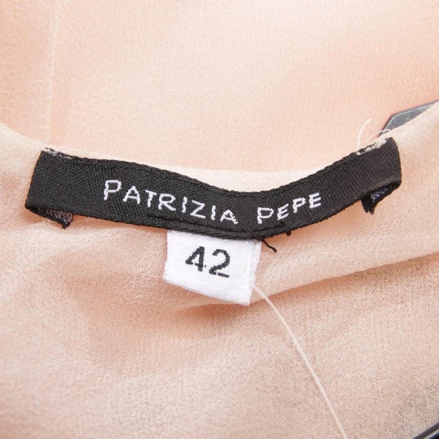Seidenkleid von Patrizia Pepe in Zartrosa Gr. 36 IT 42