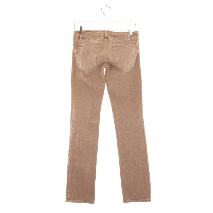 Jeans von Current/Elliott in Braun Gr. W25