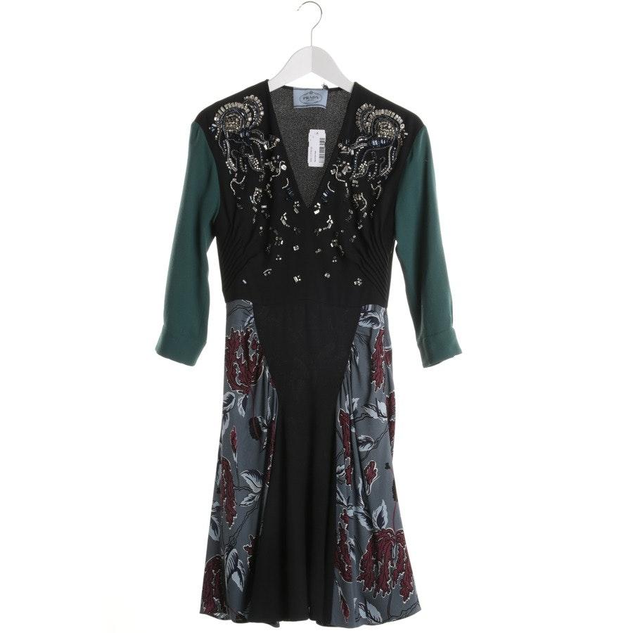Kleid von Prada in Mehrfarbig Gr. 32 IT 38