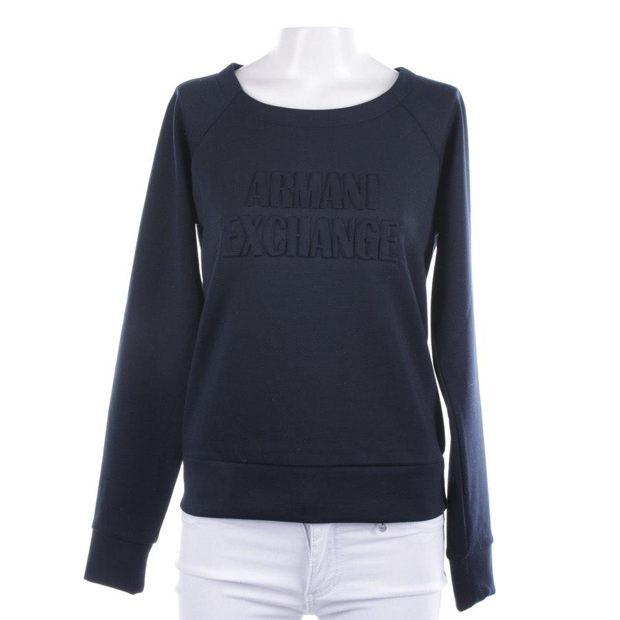Sweatshirt von Armani Exchange in Schwarz Gr. XS