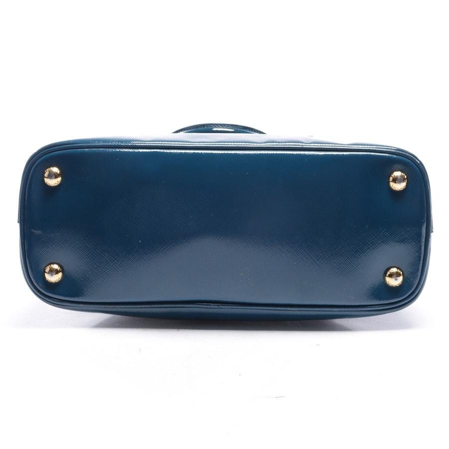 Handtasche von Prada in Petrol