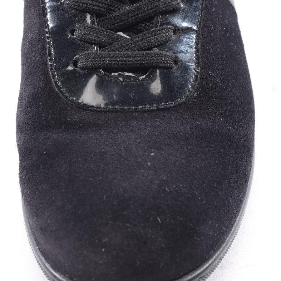 athletic shoes from Louis Vuitton in Dark brown and Black size EUR 36