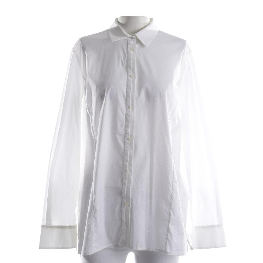 Bluse von Marc O'Polo Pure in Weiß Gr. 40