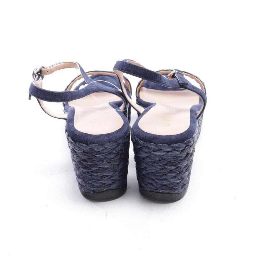 Sandaletten von Unisa in Blau Gr. EUR 40 Neu