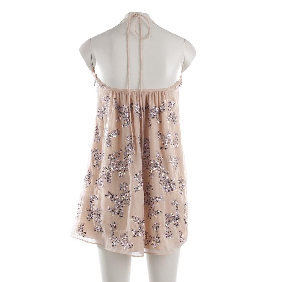 Kleid von Hoss Intropia in Beigerosa Gr. 38 ES40 - Neu