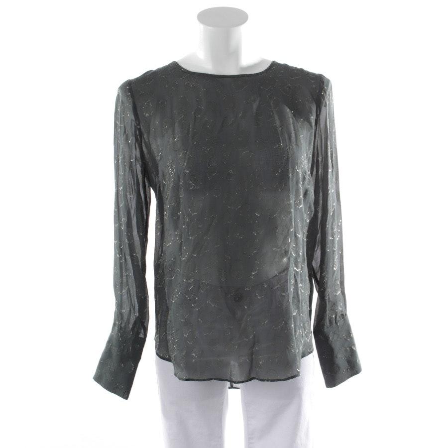 Bluse von Second Female in Dunkelgrün Gr. XS - Neu