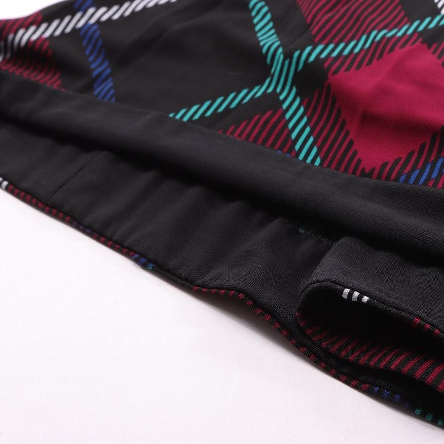 Kleid von Gucci in Schwarz und Mehrfarbig Gr. M