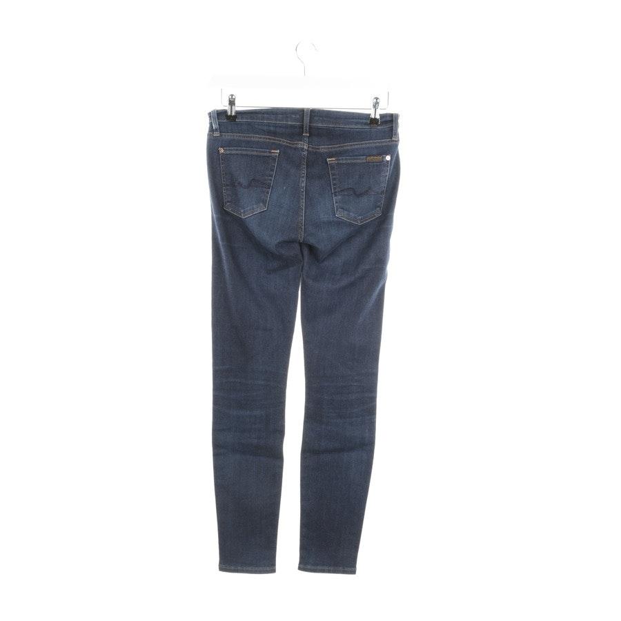 Jeans von 7 for all mankind in Dunkelblau Gr. W29