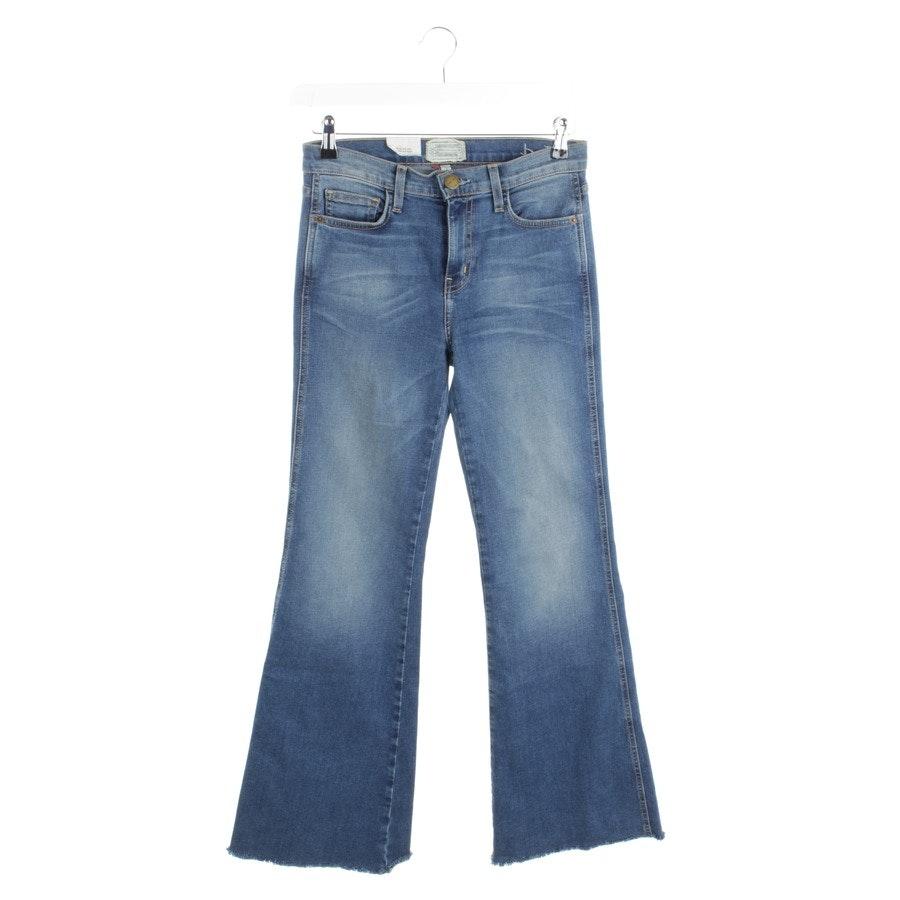 Jeans von Current/Elliott in Mittelblau Gr. W26