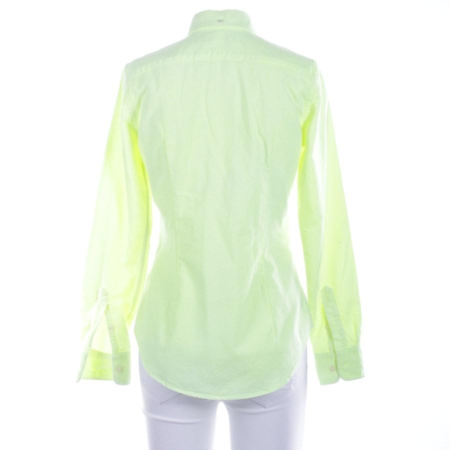 Bluse von Polo Ralph Lauren in Neon Gelb Gr. 32 US 2 Slim Fit