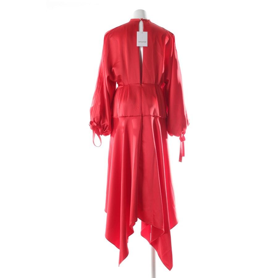 Kleid von self-portrait in Rot Gr. 34 UK 8 - Neu