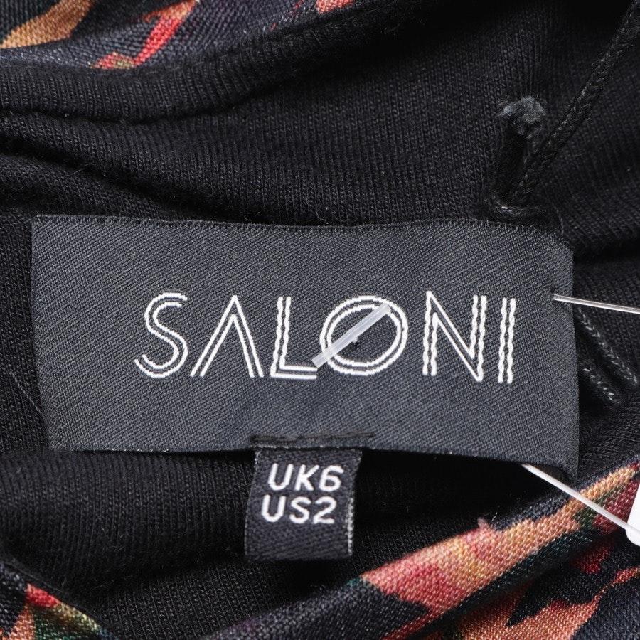 Seidenjerseykleid von Saloni in Multicolor Gr. 34 - Neu