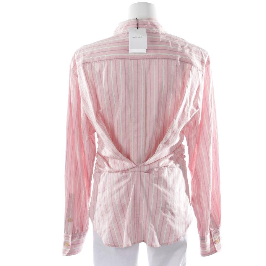 Bluse von Isabel Marant in Rosa und Weiß Gr. 38 FR 40 - NEU mit Etikett