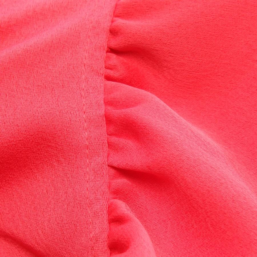 Bluse von self-portrait in Rot Gr. 34 Uk 8 - NEU mit Etikett
