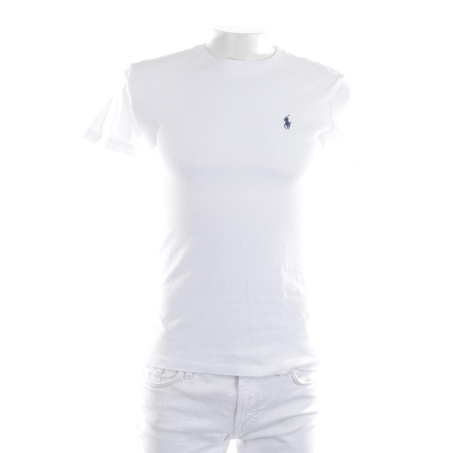 T-Shirt von Polo Ralph Lauren in Weiß Gr. XS