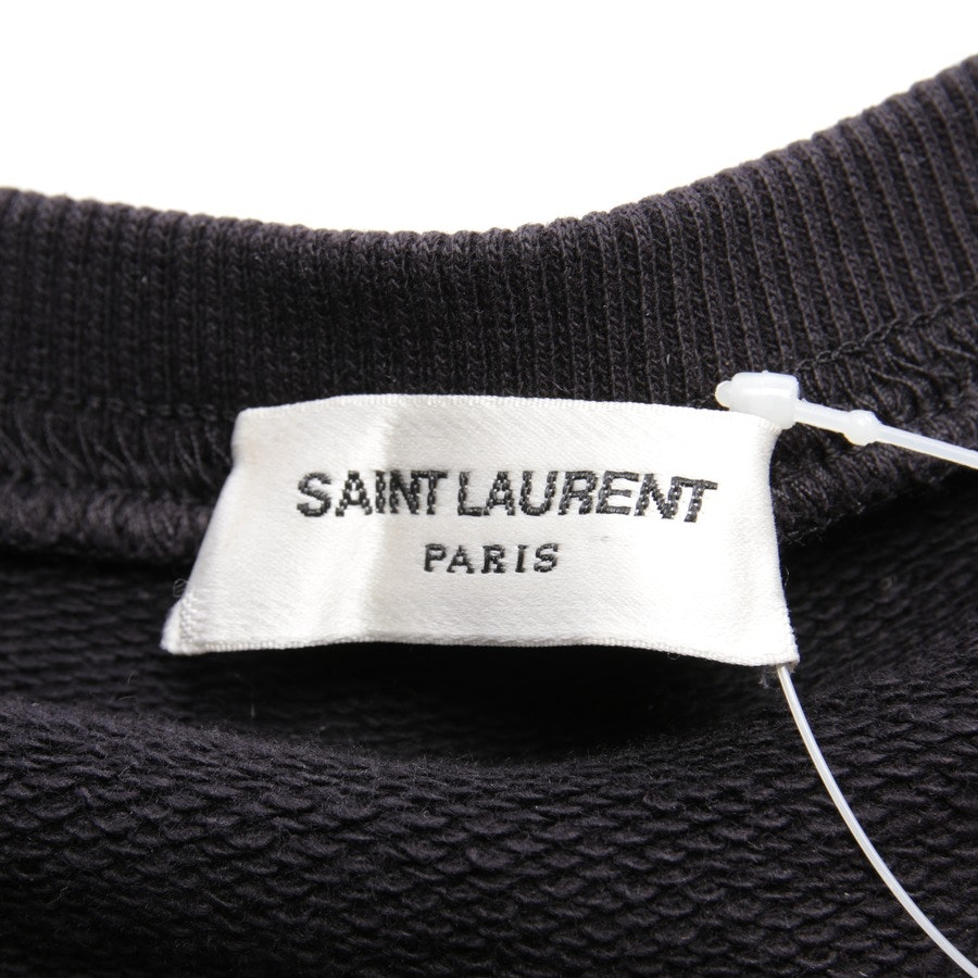 sweatshirt from Saint Laurent in black size XS