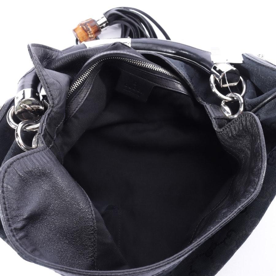 Handtasche von Gucci in Schwarz Babouska Indy Medium