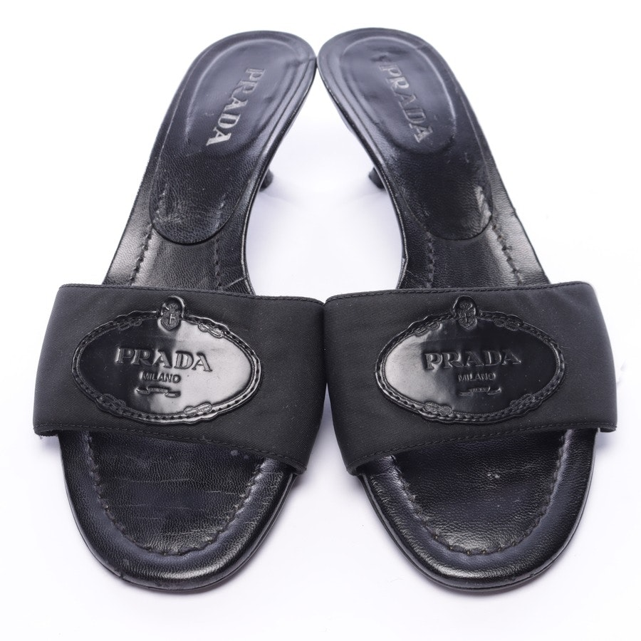flat sandals from Prada in Black size EUR 36