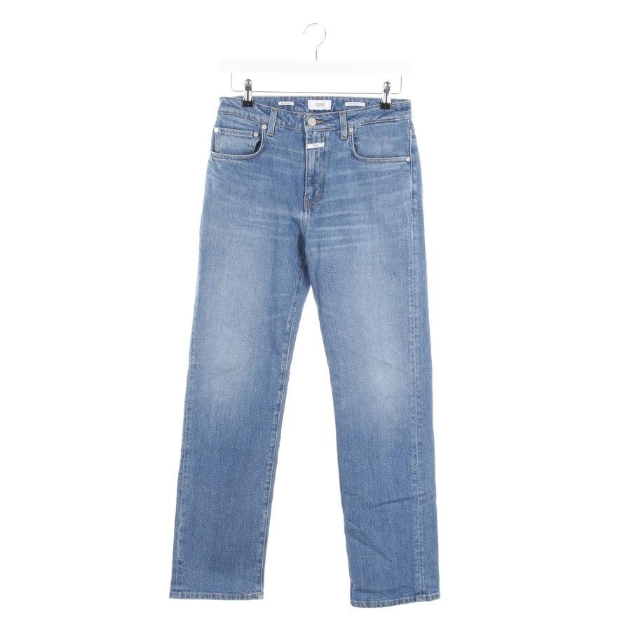 Jeans von Closed in Königsblau Gr. W29