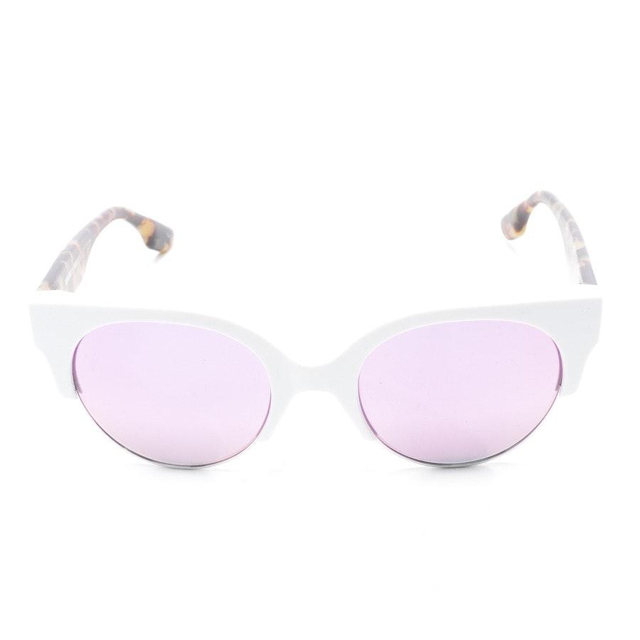 Sonnenbrille von Alexander McQueen in Mehrfarbig MQ0048S Neu