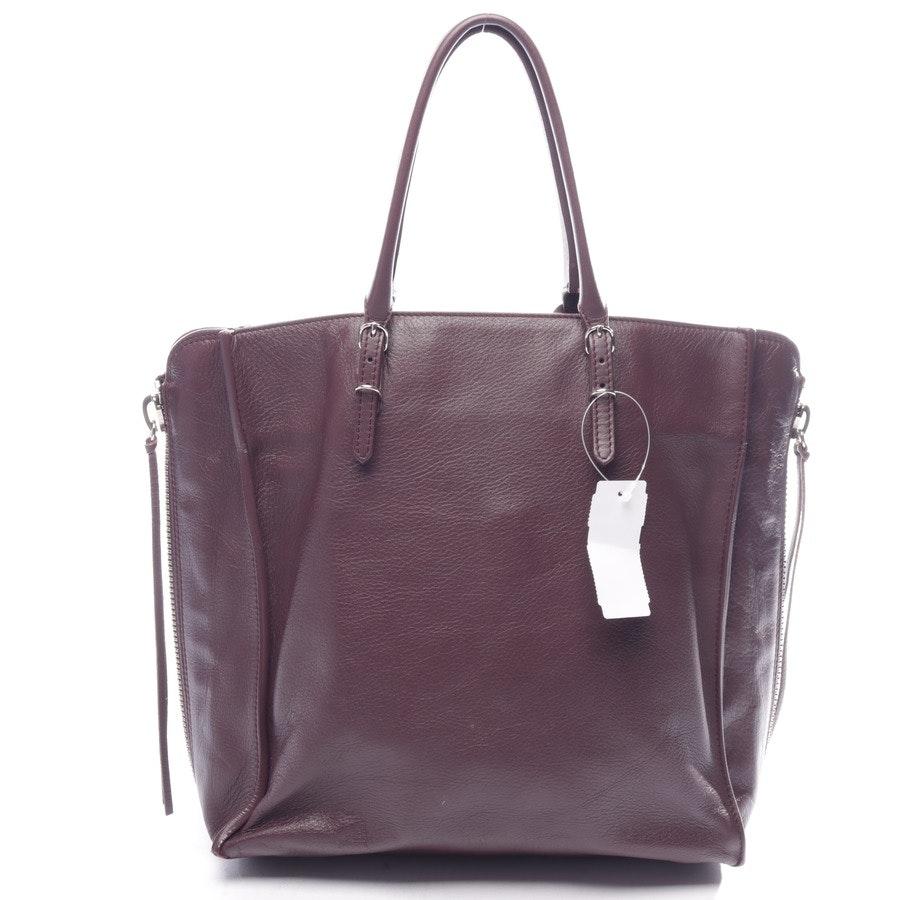 Handtasche von Balenciaga in Bordeaux