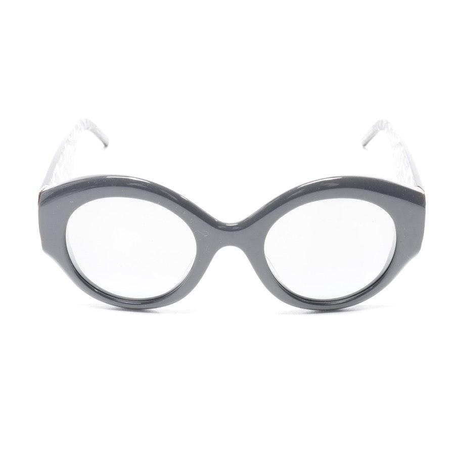 Sonnenbrille von Pomellato in Anthrazit PM 0016S Neu