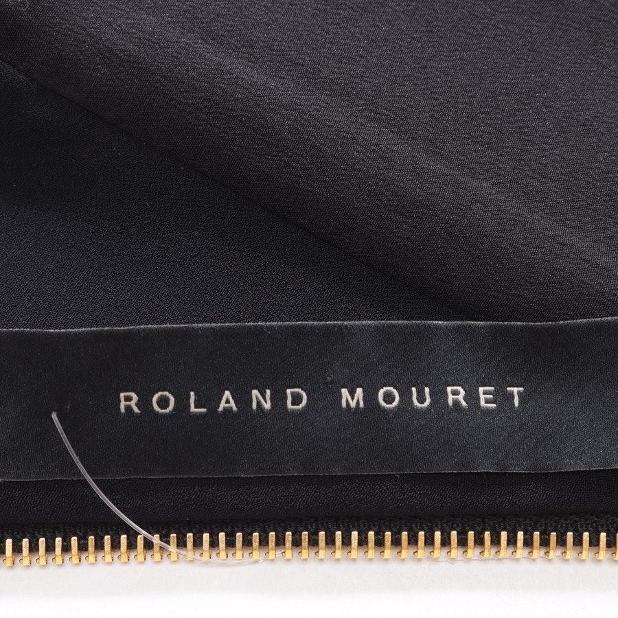 Jumpsuit von Roland Mouret in Schwarz Gr. 32