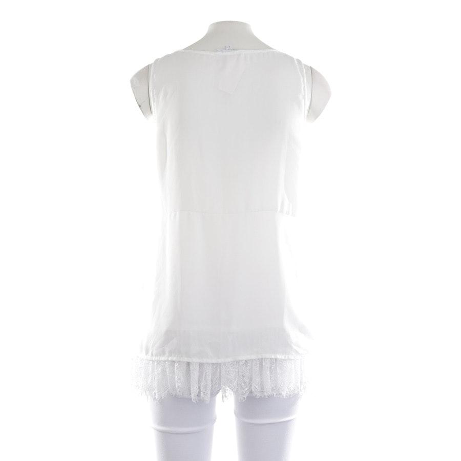 Bluse von Patrizia Pepe in Weiß Gr. 36 IT 42