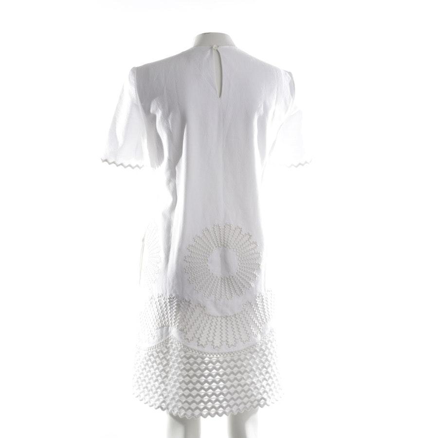 Kleid von Stella McCartney in Weiß Gr. 34 IT 40